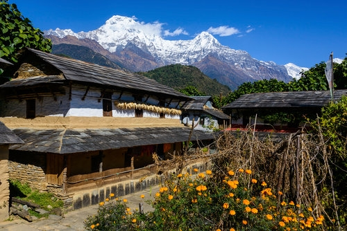 Sp. NEPAL tour itinerary